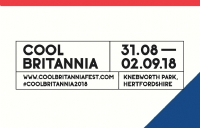 Click here to book your accommodation for Cool Britannia 2018