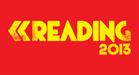 Click here to book your accommodation for Reading 2013